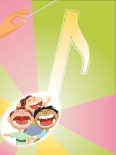 Tzu Chi Children Choir Poster