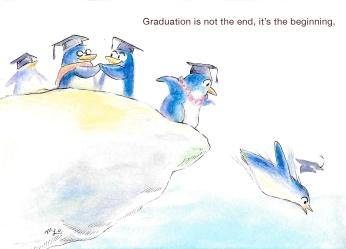 GraduationPenguins_Illustration