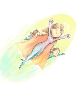 SuperMom_Illustration
